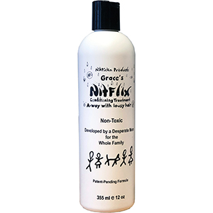 Buy the Bottle - Grace's NitFlix® Conditioner