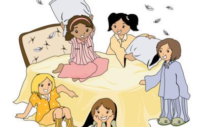 Sleepover Lice Prevention Tips