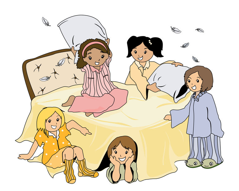 Sleepover Lice Prevention Tips