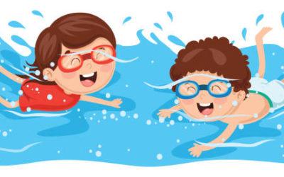 Lice Can Swim
